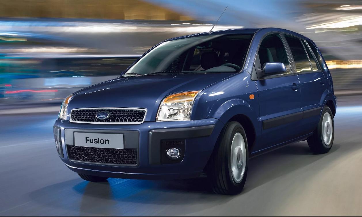 РВС-ИПИ для Ford Fusion